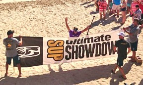 The Ultimate SUP Showdown mit Connor Baxter
