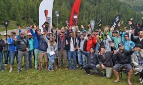 SUP Tour Schweiz Engadin Resultate