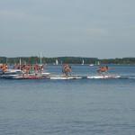 SUP Chiemsee Insel-Marathon 2014
