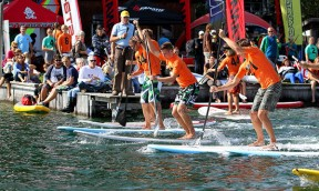 KILLERFISH German SUP Trophy – SUP Nordbad Contest