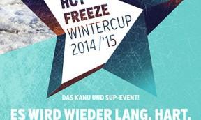 Kanu und SUP Wintercup 2014/15