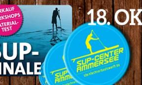 SUP Saison Finale mit dem SUP-Center Ammersee
