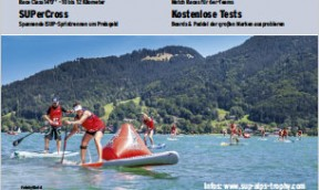 SUP Alps Trophy – SUP Chiemsee Insel Marathon