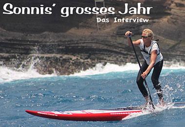 Saisonschluss mit Sonni Hönscheid – Ein Interview