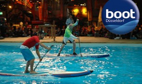 German Indoor SUP Championship 2015