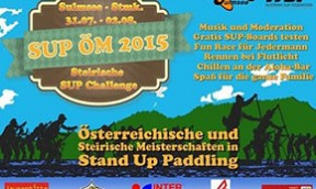 SUP-OEM – Steirische Stand Up Paddle Challenge