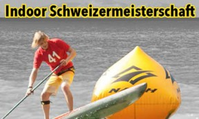 Stand Up Paddle Indoor Schweizermeisterschaft