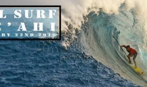 Big Wave Day at Peahi – Jaws