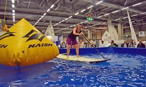 Schweizer SUP-Indoor-Meisterschaft in Bern