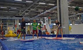 boot und fun in Berlin mit SUPMesse TeamCup