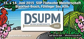Deutsche SUP Meisterschaft des DWV  2015
