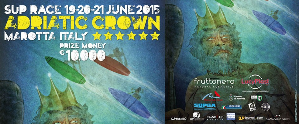 Adriatic SUP Crown 2015