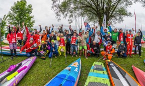 SUP Alps Trophy am Wolfgangsee – Resultate