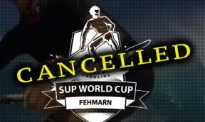 SUP World Cup Fehmarn – ABGESAGT -