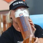 Das Bier und Sonni...