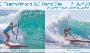 SIC Team Rider Demo Day