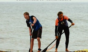 SUP DM Technical Race auf Sylt