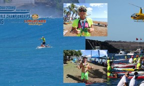 So hat Sonni das Molokai2Oahu gewonnen