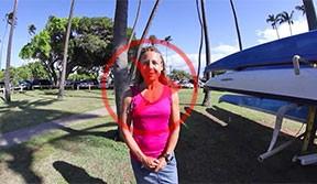 Interview mit Siri Schubert auf Maui