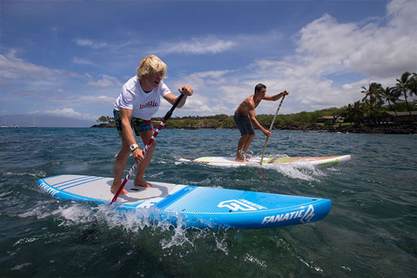 Fanatic-SUP-Race-Boards