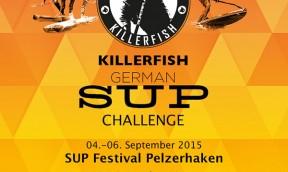 Finale der Killerfish German SUP Challenge 2015