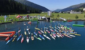SUP Event Davos