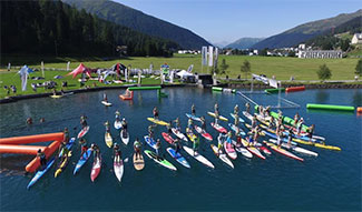 SUP-Event-Davos