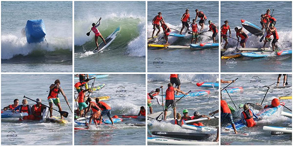 Pacific Paddle Games