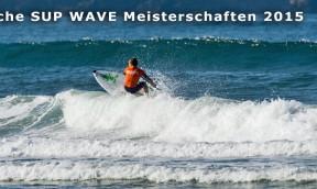 Deutsche SUP Wave Meisterschaften 2015