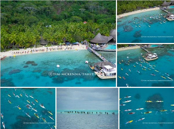 Ironmana 2015 Bora Bora