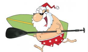 Nikolaus-Paddeln am 4. Dezember