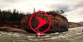 SUP Abenteuer Yukon