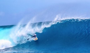 ISA Cloudbreak Fiji SUPsurf Weltmeisterschaften
