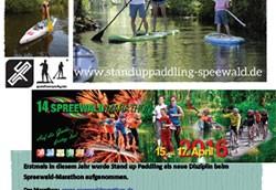 Spreewald SUP Marathon