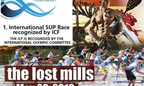 Lost Mills SUP Race vom Internationalen Kanuverband anerkannt