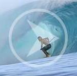 SUP Surfing mit Caio Vaz aus Brazilien