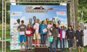 SUP Tour Schweiz Ermatingen Resultate
