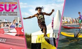 SUP und Beachsports Festival