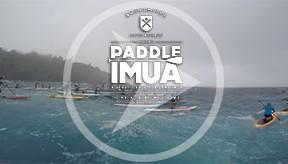 paddle IMUA 2016 – Downwind mal etwas anders
