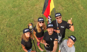 Oxbow EURO SUP in Lacanau Das Deutsche Team
