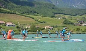 Saisonstart der Alps Trophy im warmen Südtirol