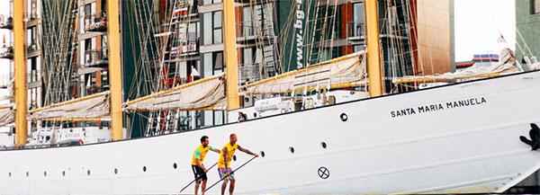 SUP-Hanse-Sail