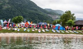 SUP Alps Trophy Traunsee Ergebnisse