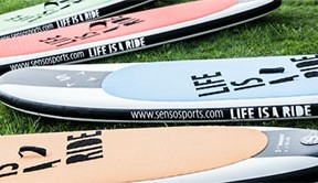 SUP Boards by Sensosports