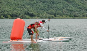 SUP Alps Trophy am Kalterer See