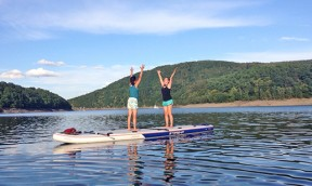 SUPyoga Teacher Training 2016