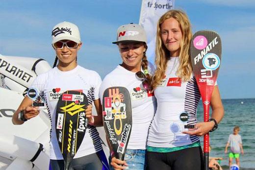 Damen-Sieger-Deutsche-SUP-Meisterschaften