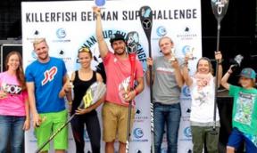 SUP Race Cup Kühlungsborn 2016