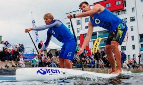 Deutsche SUP Meisterschaften in Rostock