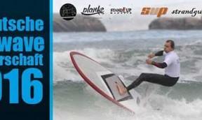 Deutsche SUP Wave Meisterschaften Neues Datum